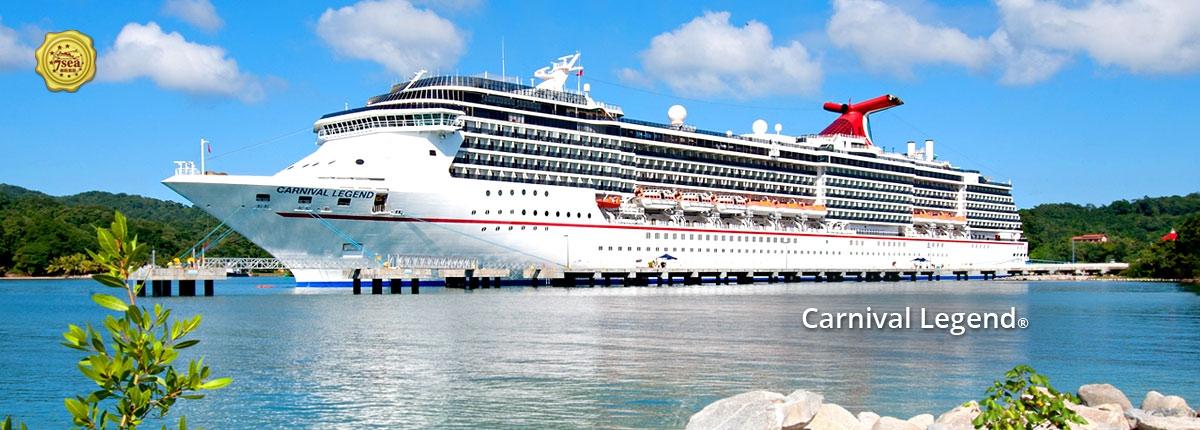 ���껪���� Carnival Cruise Lines ����� Legend 7����˹��Ѳ��  2015��6��30�� ����ͼ-������ �Ǵ� ���߱��:693047
