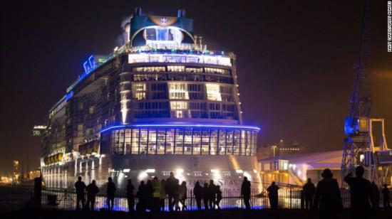 Royal Caribbean �'Ҽ��ձ�����  Quantum of the Seas �������Ӻ� �Ϻ�-�㵺-����-��-�Ϻ�  8��9��(2015��08��23��) ��ţ�201504101