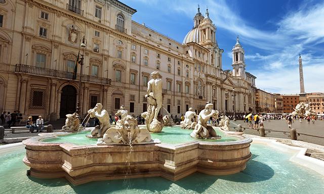 浪漫地中海 意大利-西班牙-法国-瑞士之旅 成都出发