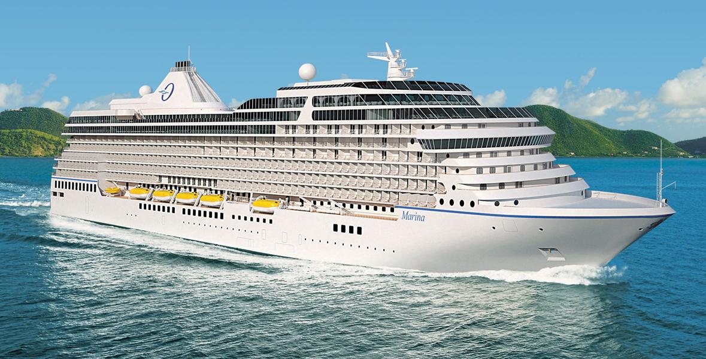 �������� Oceania Cruises