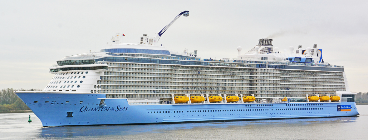 »Ê¼Ò¼ÓÀÕ±ÈÓÊÂÖ Royal Caribbean cruisesº£ÑóÁ¿×ÓºÅQuantum of the Seas