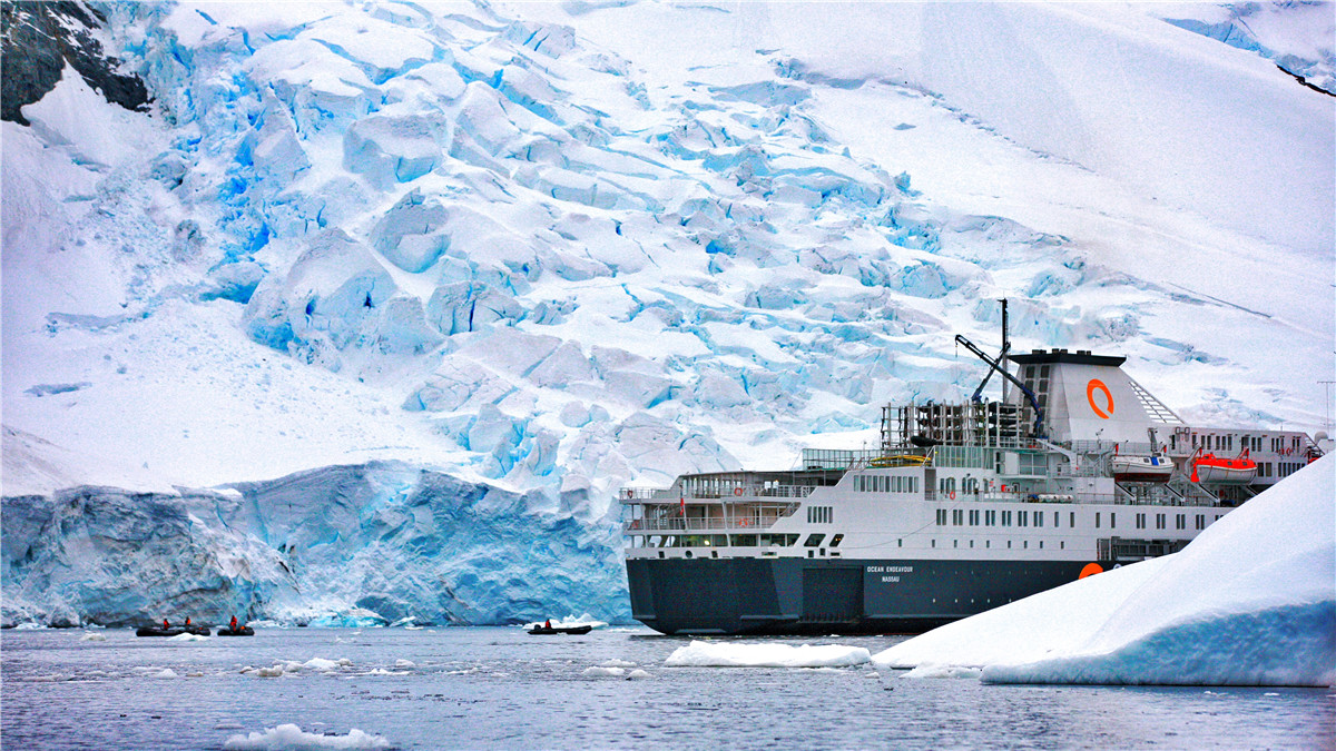 ������� Quark Expeditions ������� Ocean Endeavour �����ϼ�����̽��15�� 2017��1��30�ձ������� ���߱��:7771713001