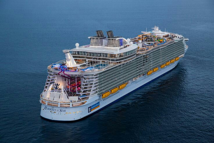 �'Ҽ��ձ����� Royal Caribbean Cruise ������ú� Harmony of the Seas ��ʯ������١���������ҹ�԰+�����ձȺ�15������֮�� 2017��4��30�ձ������� �����ܵǴ� ���߱��:777174301