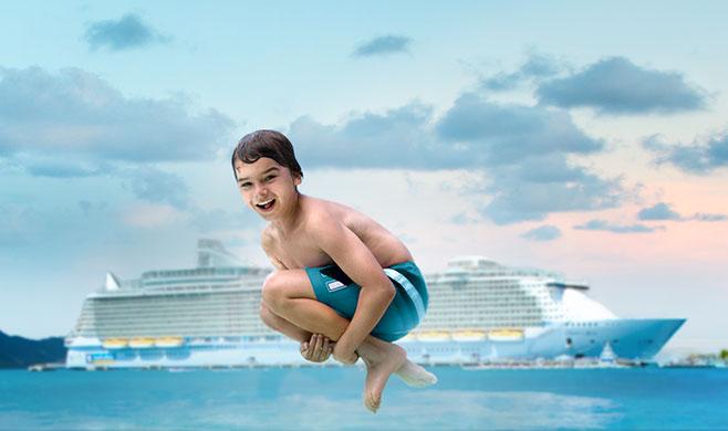 �'Ҽ��ձ����� Royal Caribbean Cruise �������� Oasis of the Seas ŦԼ���ѳǡ���ʢ�١�������+�����ձȺ�13���������� 2017��5��10�ձ������� ������Ǵ� ���߱��:77175101