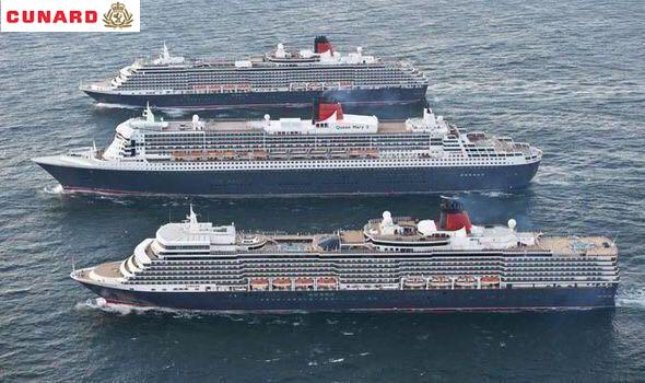 �ʺ�����Cunard cruises