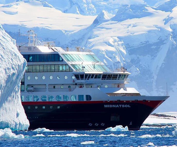 ����·������Hurtigruten Cruise Line