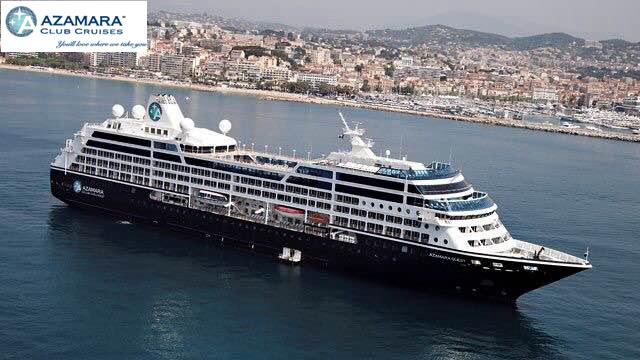 ��������Azamara Club Cruises