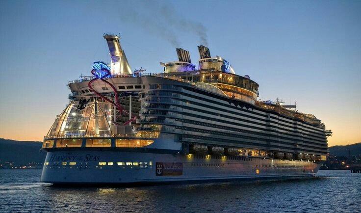�'Ҽ��ձ����� Royal Caribbean Cruise ������ú� Harmony of the Seas ����������+�������ձ�ȫ��12���������� 2018��02��22�ձ������� �����ܵǴ� ���߱��:7718022211