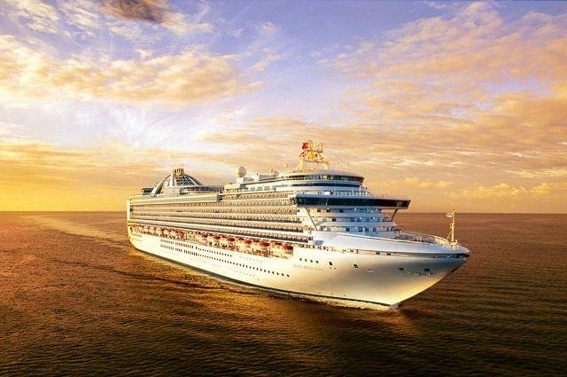 �������� Princess Cruises �ʹڹ����� Crown Princess ������������������������������к�+�����������15������������� 2018��5��28�ձ������� ���������ϴ� ���߱��:7718052811