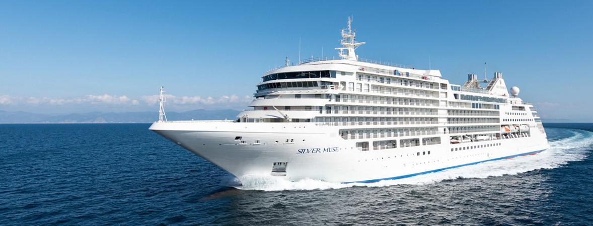 Òøº£ÓÊÂÖ Silversea Cruises Å®ÉñºÅ Muse