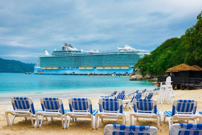 �'Ҽ��ձ����� Royal Caribbean Cruise �������� Oasis of the Seas �����������ձȺ�13���������� 2020��1��25�ձ������� �����ܵǴ� ���߱��:7720012511