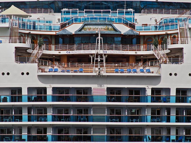 �������� Princess Cruises �ʹڹ����� Crown Princess �ϼ��ձȺ�ȫ��15������������� 2018��11��25�ձ������� �޵�᷶����ϴ� ���߱��:7718112611