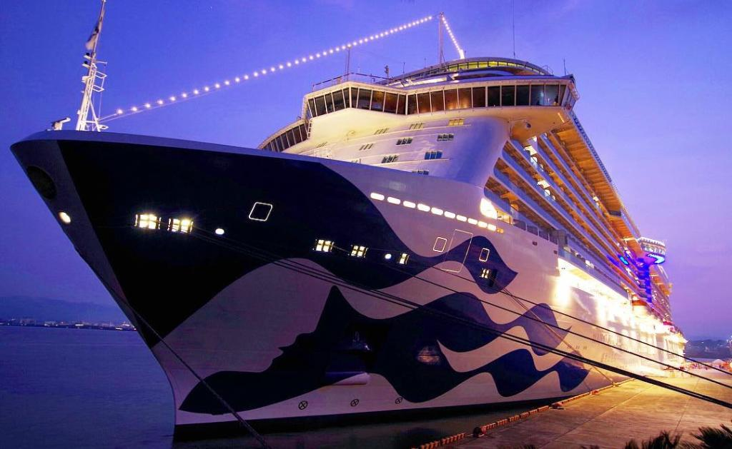 �������� Princess Cruises ���������� Regal Princess ����Ų�����¹�����ɳ���ǡ���������� ��ŷ���ĺ�+����˹7��14������������� 2019��8��5�ձ������� �籾�����ϴ� ���߱��:7719080511