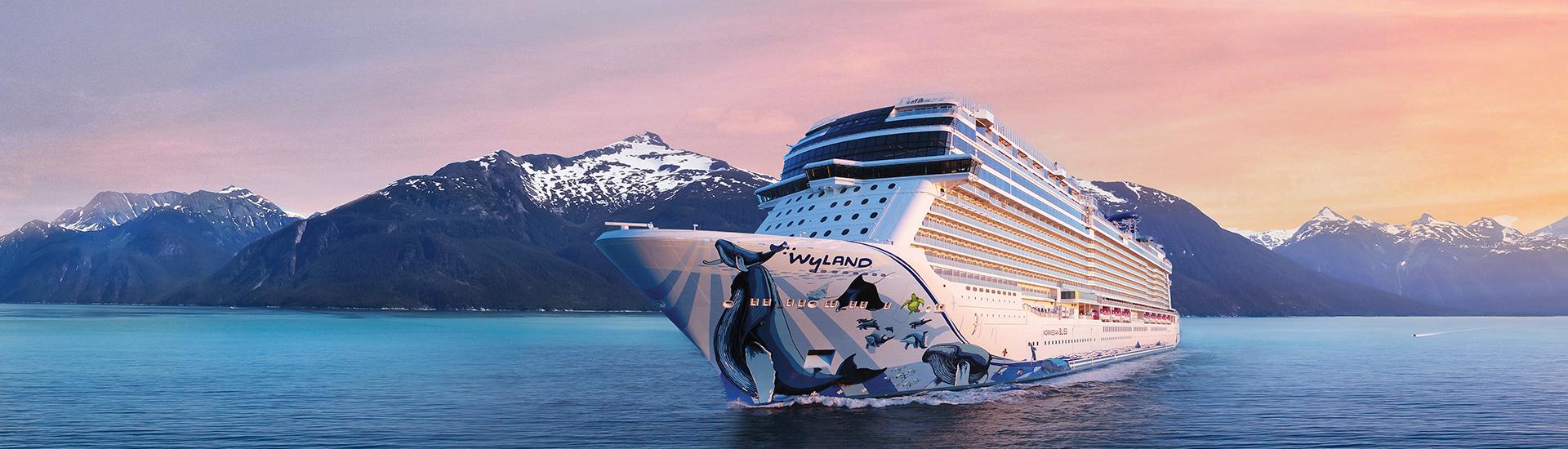 诺唯真邮轮 Norwegian cruises