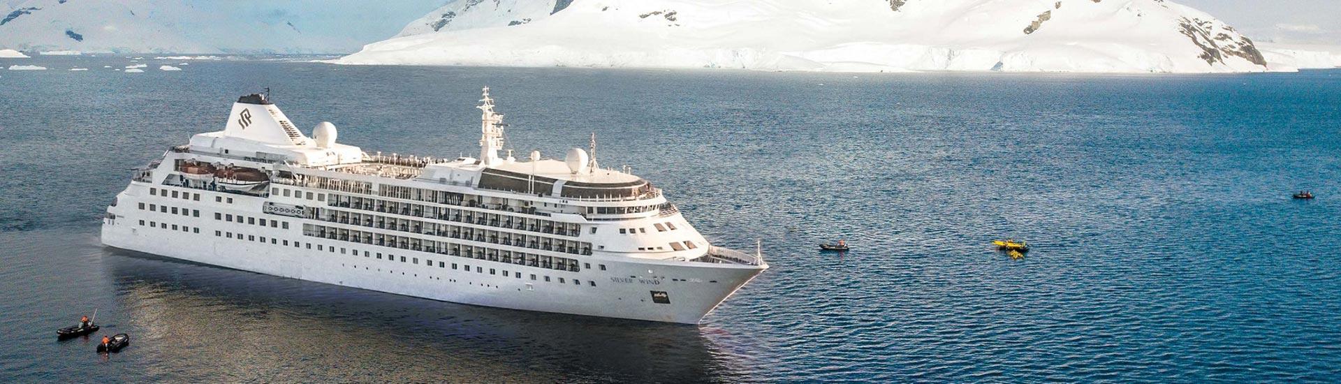 银海邮轮 Silversea Luxury Cruises