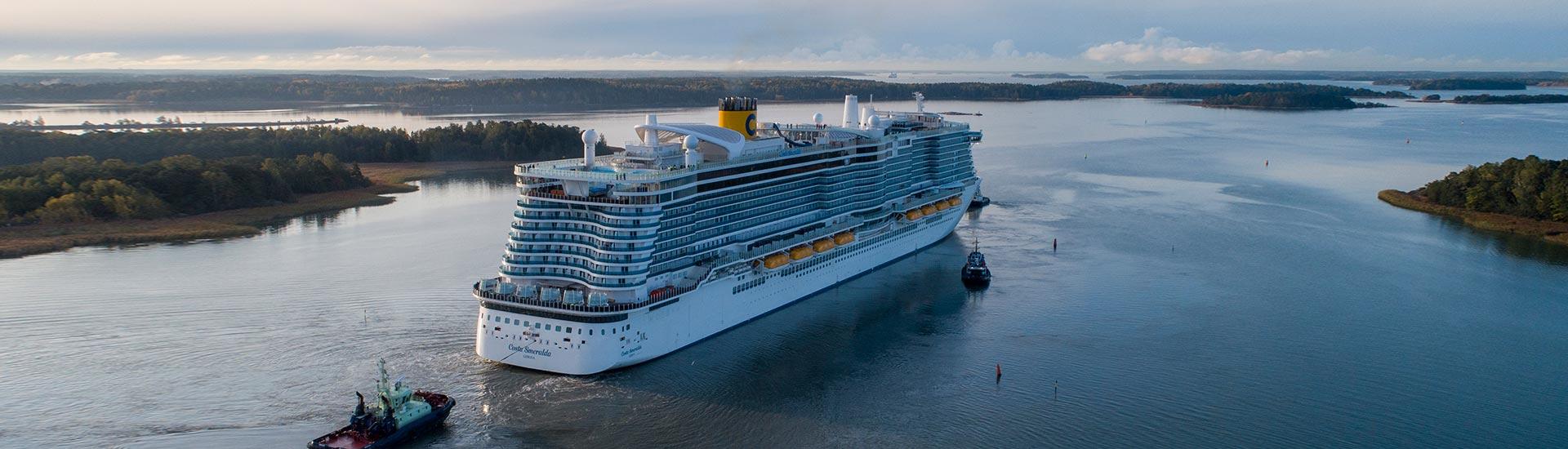 歌诗达邮轮 Costa cruises