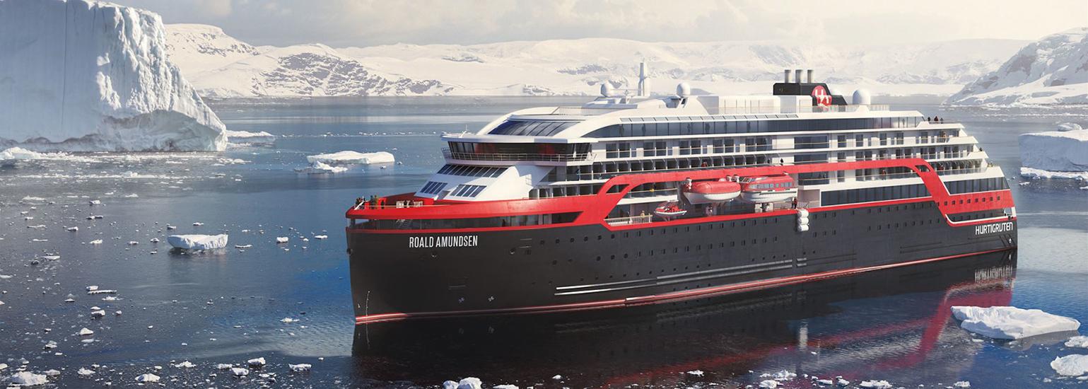 海达路德游轮 Hurtigruten Cruise Line