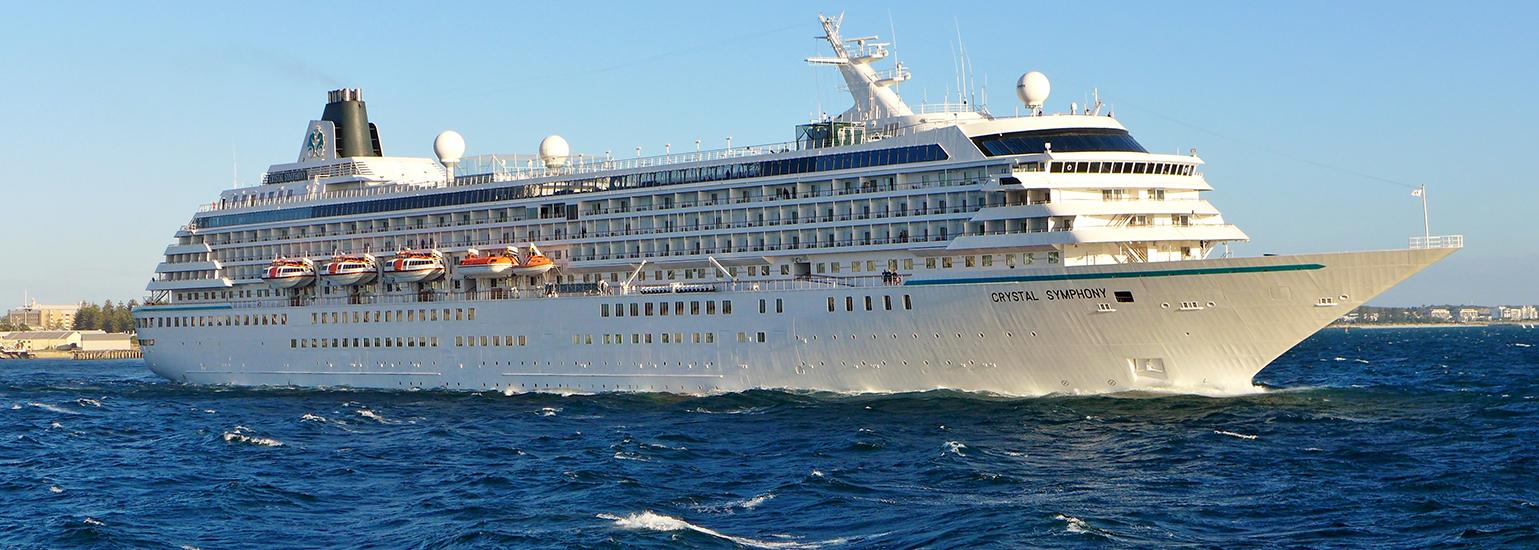 水晶邮轮 Crystal Cruises