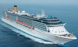 Costa Cruise Lines ��ʫ������ Mediterranea ���к��� 7���ǵ����Ǻ�  2015��5��9�� ������˹�أ�Monfalcone�� �Ǵ� ���߱��:684934