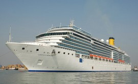 Costa Cruise Lines ��ʫ������ Luminosa ѣĿ��