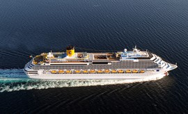 Costa Cruise Lines ��ʫ������ Favolosa �Ժ��