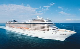 MSC cruises ���к����� Orchestra ���ֺ�14��ҹ��ŷ 2015��9��5�ջ����Ǵ� ���߱��:709524