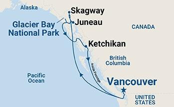 �������� Princess Cruises ���������� Island Princess 7����˹���������� 2018-5-2�¸绪��Vancouver��, ���е߸��ױ���ʡ�Ǵ� ���߱��:12807