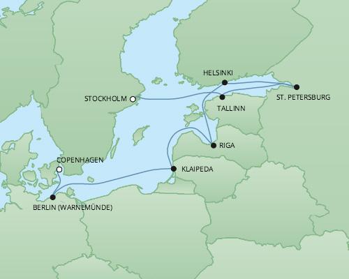 �����ߺ����� Regent Seven Seas Cruises �ߺ�̽���ߺ� Seven Seas Explorer 10��籾������˹�¸��Ħ�������� 2017-7-03����籾�����Ǵ� ���߱��:52416170703