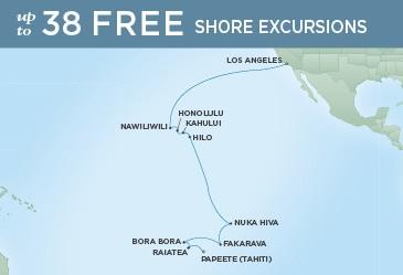 �����ߺ����� Regent Seven Seas Cruises �ߺ��캽�ߺ� Seven Seas Navigator 20����̫ƽ�� �������� 2019-01-04��ɼ��Los Angeles��, �����������ݵǴ� ���߱��:141221914