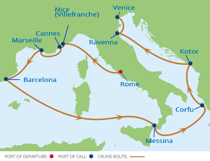 �������� Celebrity Cruises ������ Constellation  10������ά�������ǵ����Ǻ�